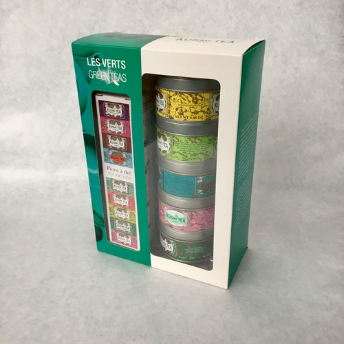 Kusmi tea time gift set Les verts