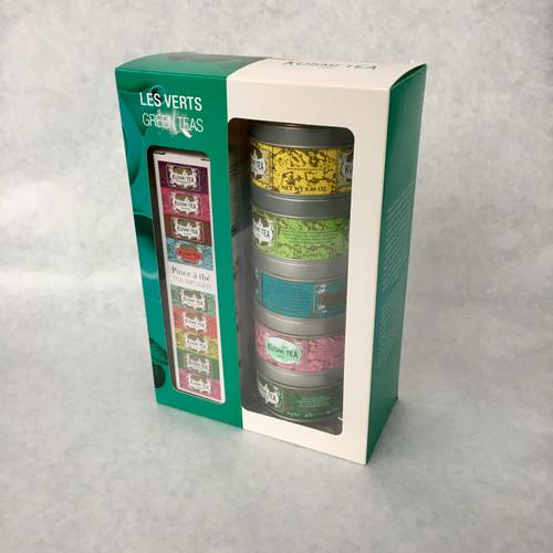 Kusmi tea time gift set Les verts
