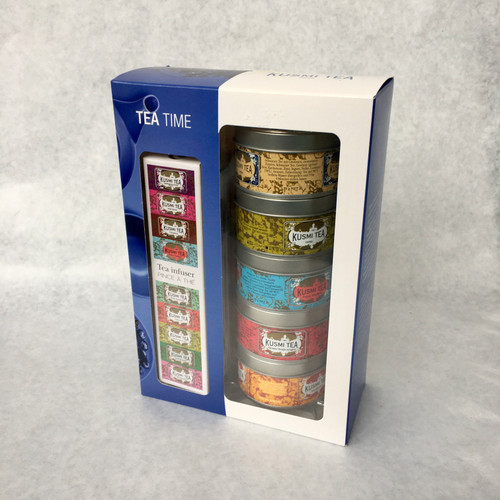 Kusmi tea time gift set