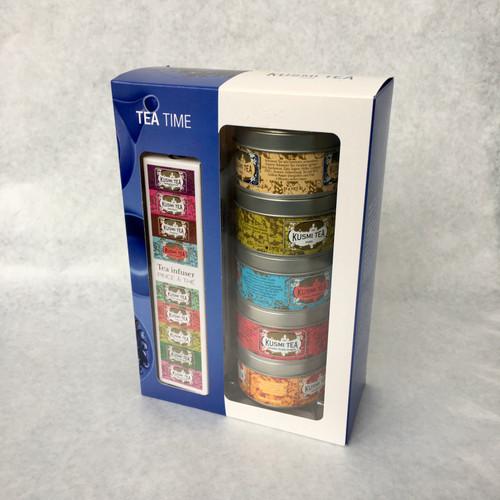 Kusmi tea time gift set