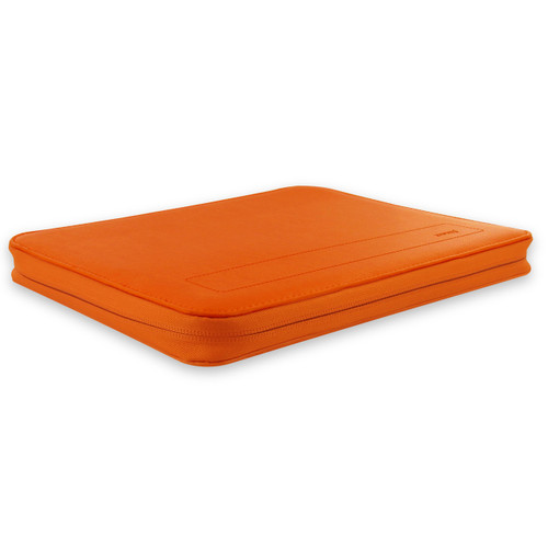 Pennybridge Zipped Folio Tangerine (A5)