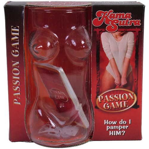 Kama Sutra Passion Glass Game Lady