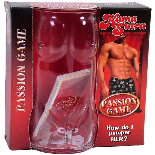 Kama Sutra Passion Glass Game Man