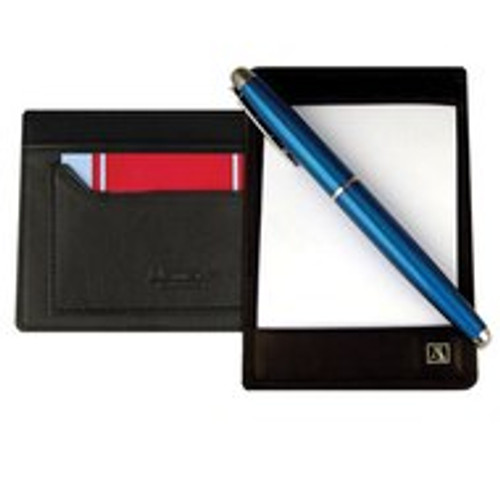 Pocket Jotter Black