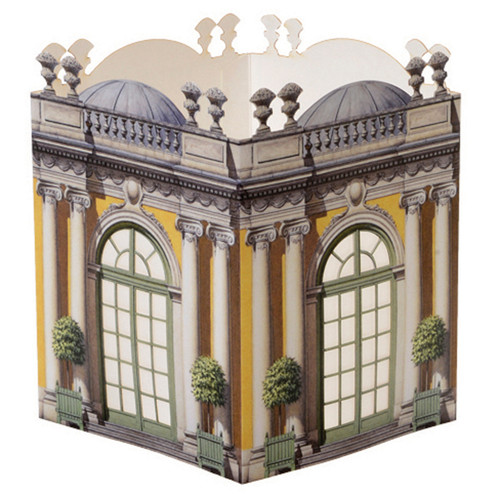 Architectural Watercolors Paper Lantern #1 The Belvedere