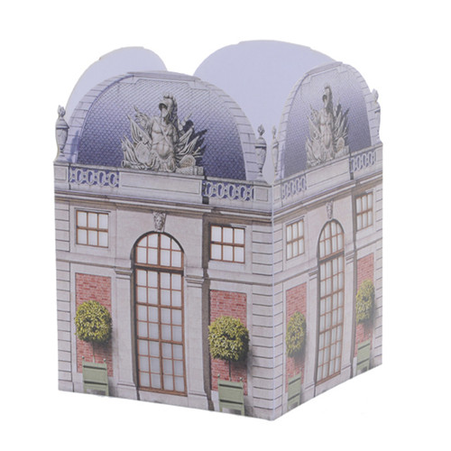 Architectural Watercolors Paper Lantern The Gatehouse
