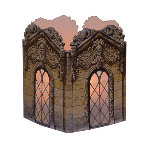 Architectural Watercolors Paper Lantern The Grotto