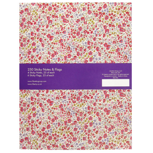 Liberty Lydia Sticky Notes & Flags