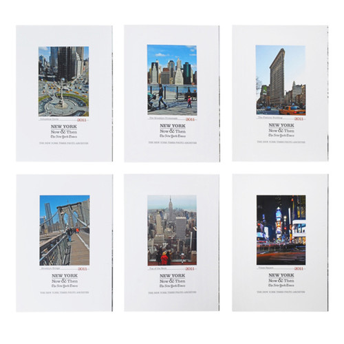 NYT Boxed Note Cards Archive Photos