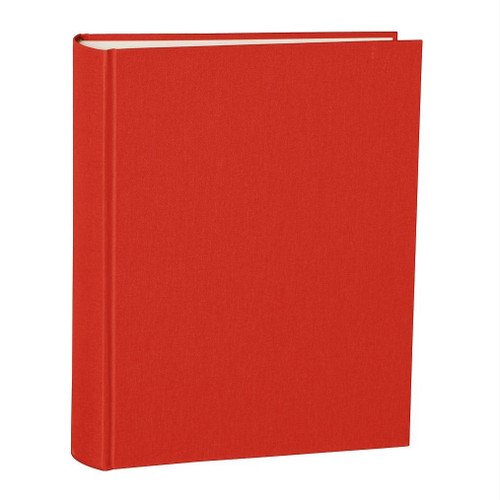Large Red Photo Album