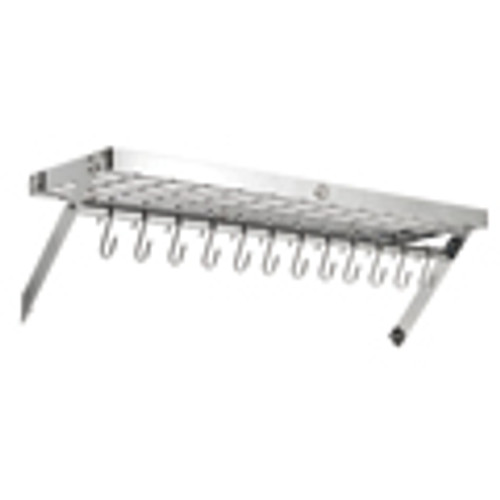 Chrome Wall Rack XL