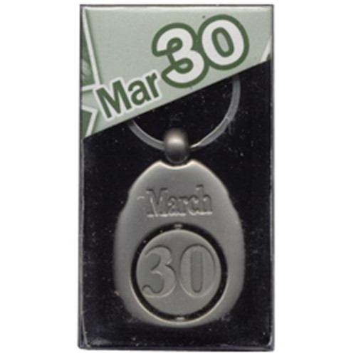 Chronicle Keyring - March 30