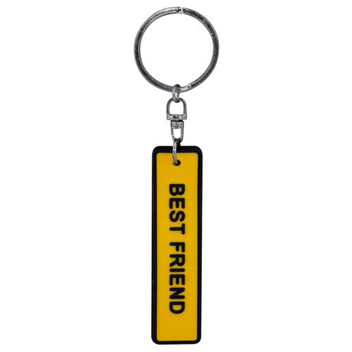 Keyring Licence Plate - Best Friend