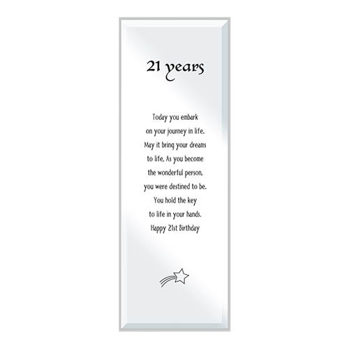 Mirror For You - 21 Years