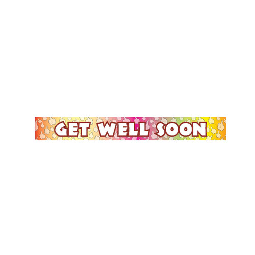 Tape - Get Well Soon