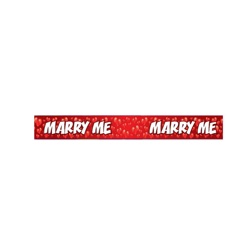 Tape - Marry Me