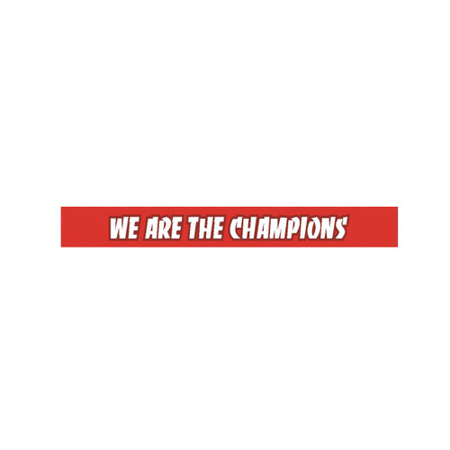 Tape - We Are The Champions