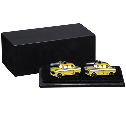 New York Taxi Cufflinks