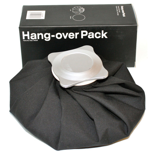 "Hangover Pack 9"" with Cross Printing Black"