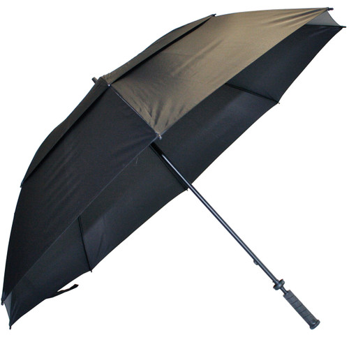 Mens Storm Umbrella Black