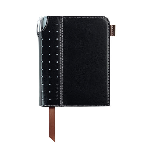 Signature Journal Small A6 Black