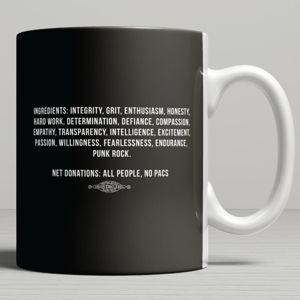 Wantabetter Texas - Beto 2020 (11oz. Coffee Mug)