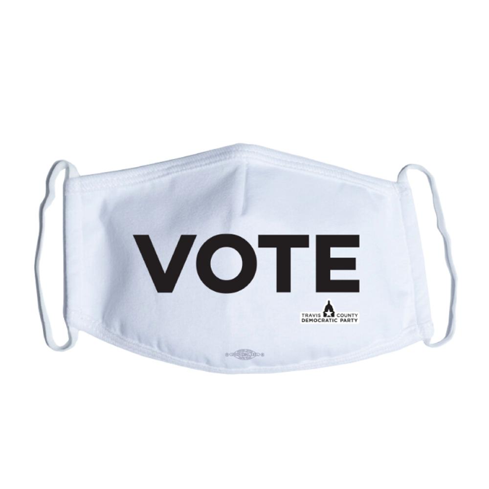 Vote (White Mask)
