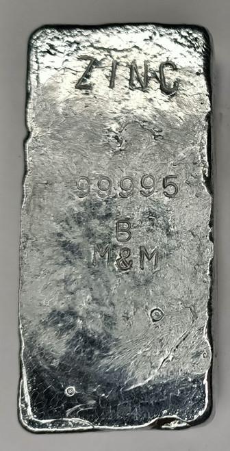 Zinc electro-plating anode