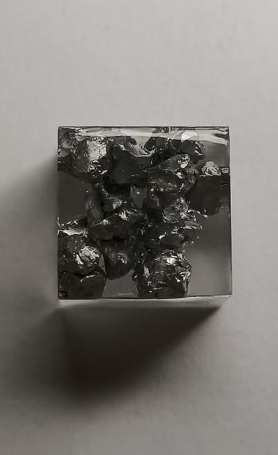 Aluminum Mini Cube - Element 13