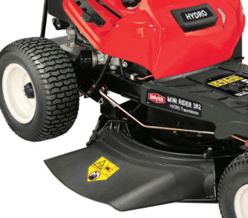 ROVER MINI RIDER 382/30 HYDRO RIDE ON MOWER