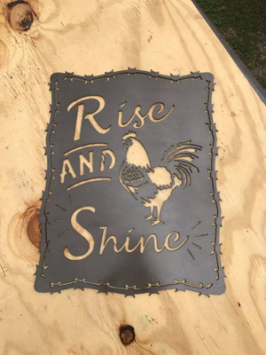 CHICKENS, rooster, rise and shine, collector, kahl kreations