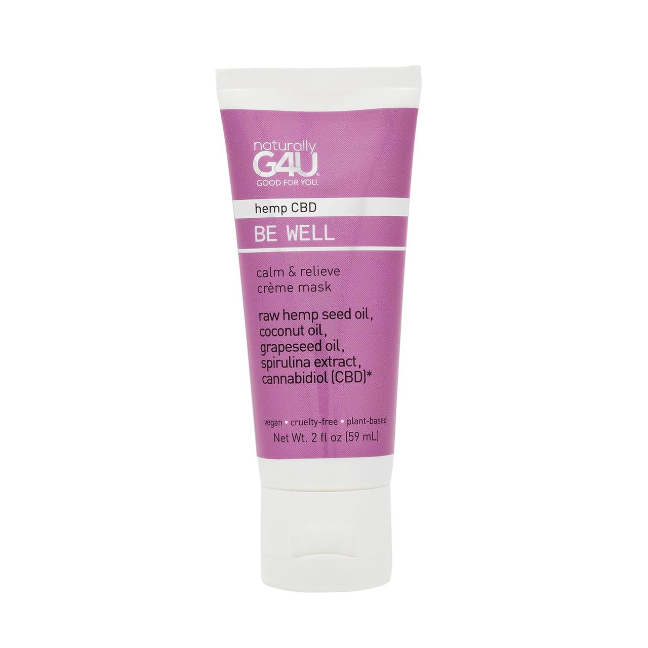 calm & relieve crème mask