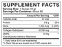 build from within collagen powder supplement (20 oz tub)