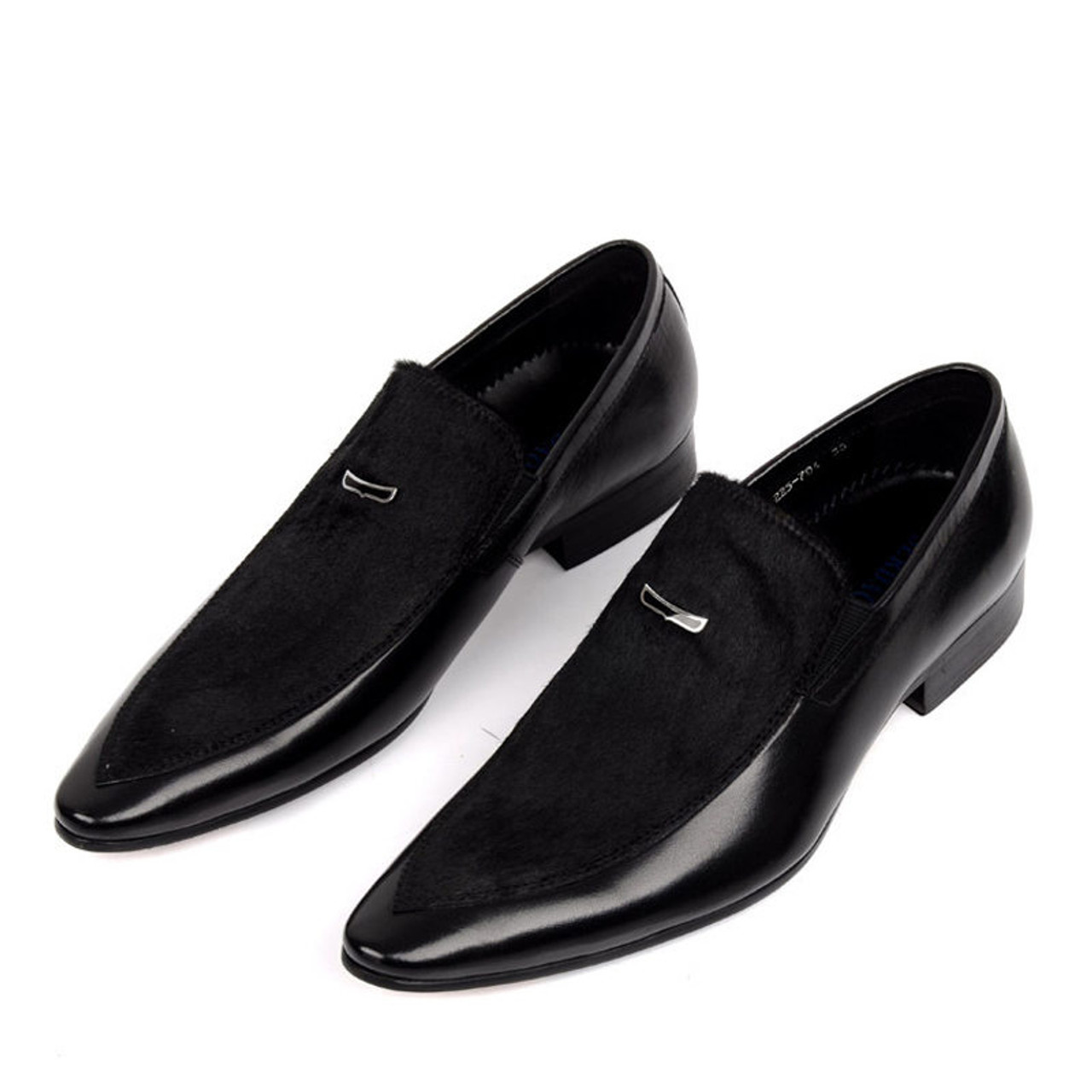 b80e0c193c38d Mens Black Dress Shoes