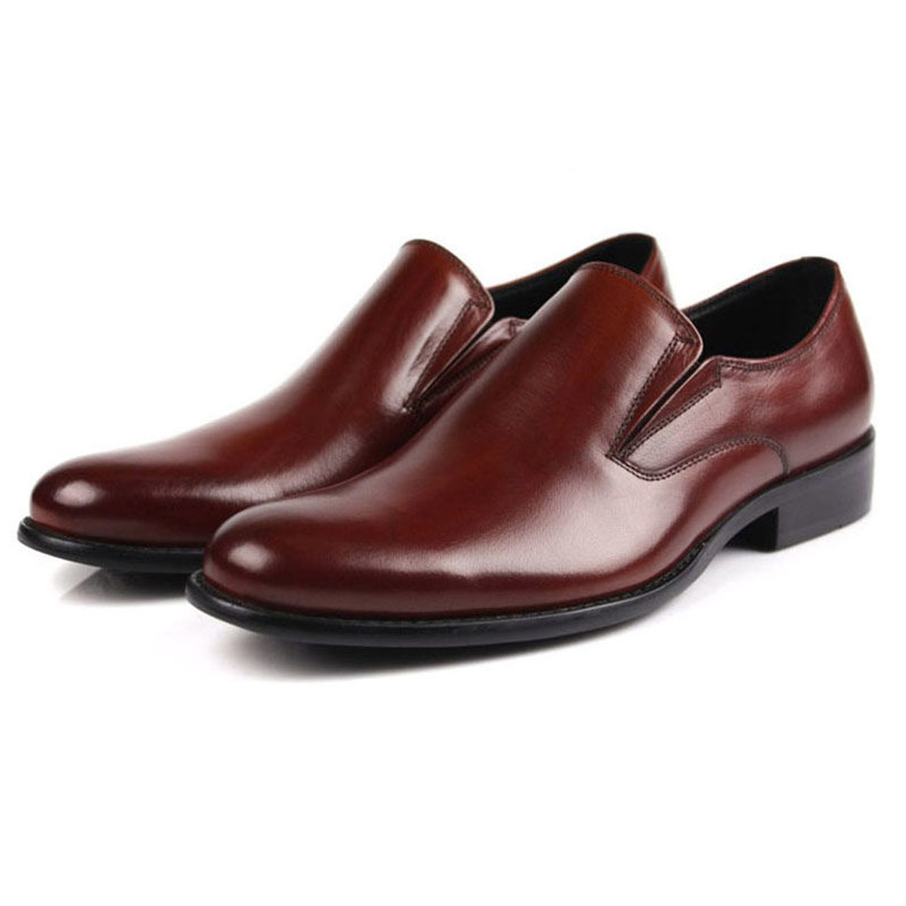 37f003218 Most Comfortable Mens Dress Shoes   Leather Loafers For Men