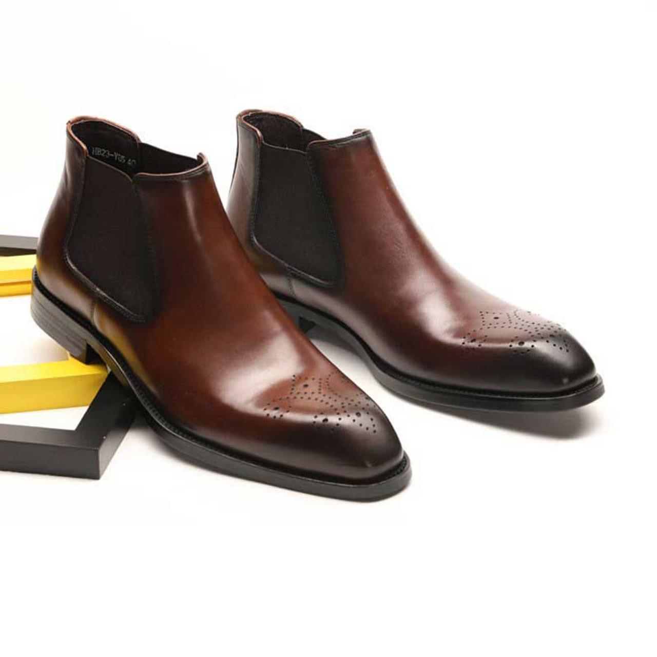 Mens Chelsea Boots Sale | Mens Leather
