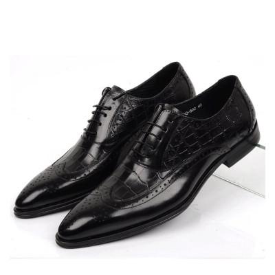 Oxford Shoes for Men Black | Vintage