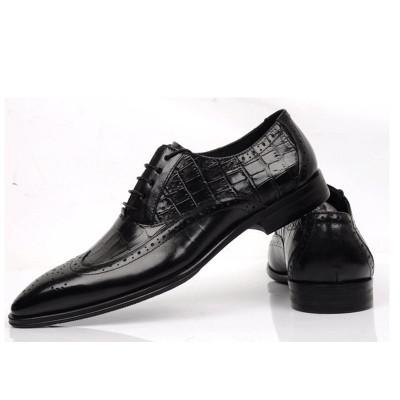 Oxford shoes for men  black