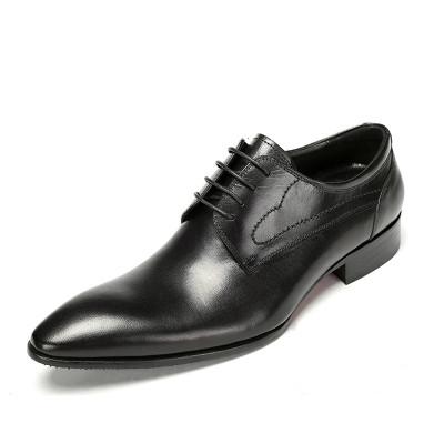 Formal mens shoes black