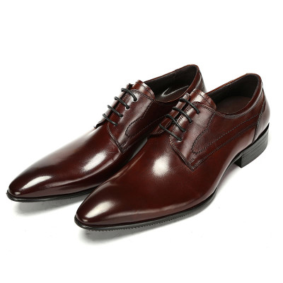 Mens Pointed Toe Dress Shoes for Sale