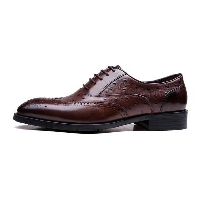 Men oxford shoes brogue
