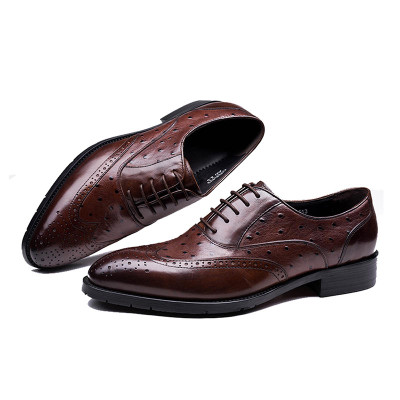 Oxford shoes brogue
