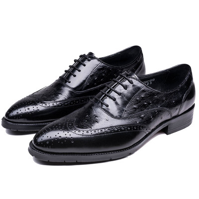 Oxford shoes brogue black