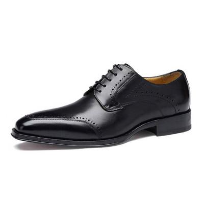 Custom mens shoes online black