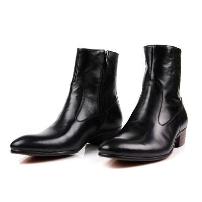 Mens Black Dress Boots : Free Shipping