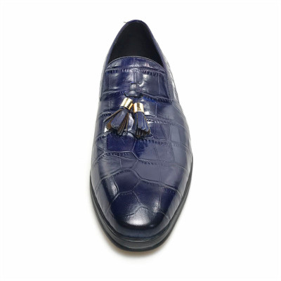 Men's dress shoes tassels