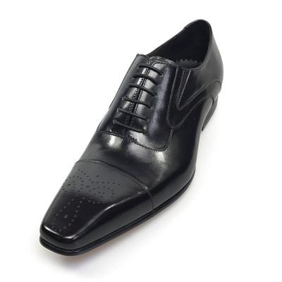 Men's oxford brogue shoes