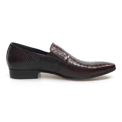Slip on italian shoes