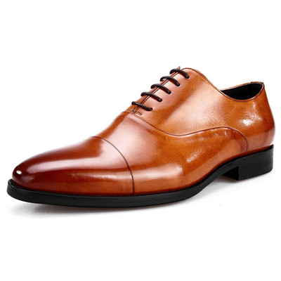 Lace up  oxford shoes for men