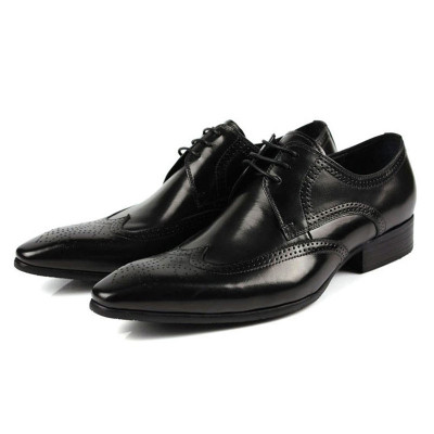 Vintage dress shoes for men